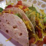 Tacos de pavo