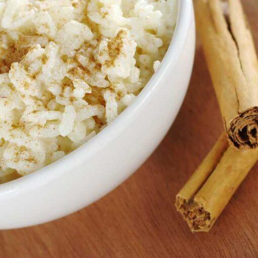 Aprende como hacer arroz con leche