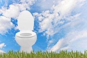 El toilte un alivia para el colon irritable