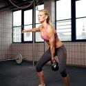 Mujer saludable y en forma