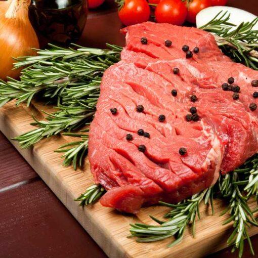 Comida con proteínas