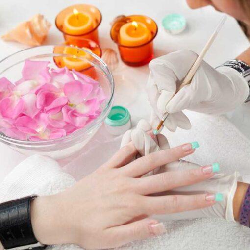 Diseño de uñas para esta primavera