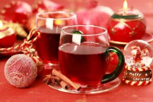 Bebidas navidenas
