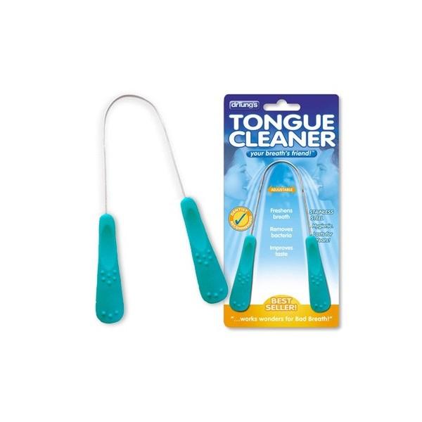 limpiador de lengua para reducir mal aliento