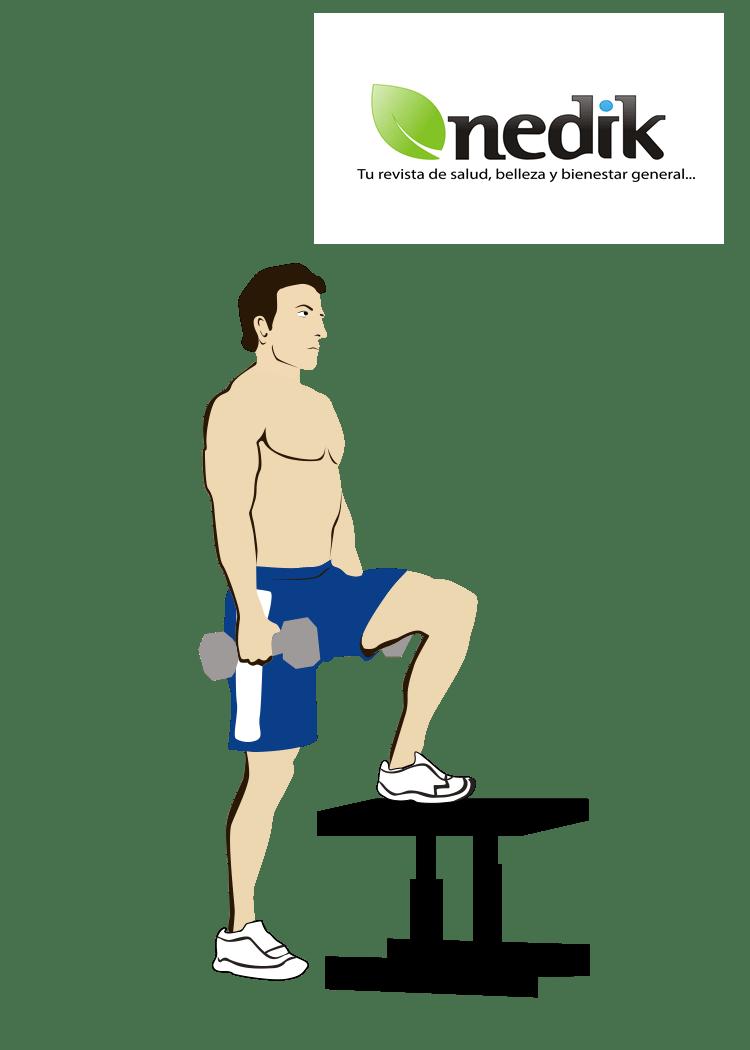 ejercicios caseros para resaltar el trasero
