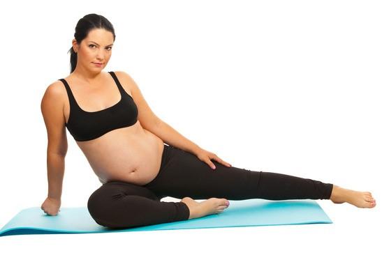 Ejercicios para embarazadas