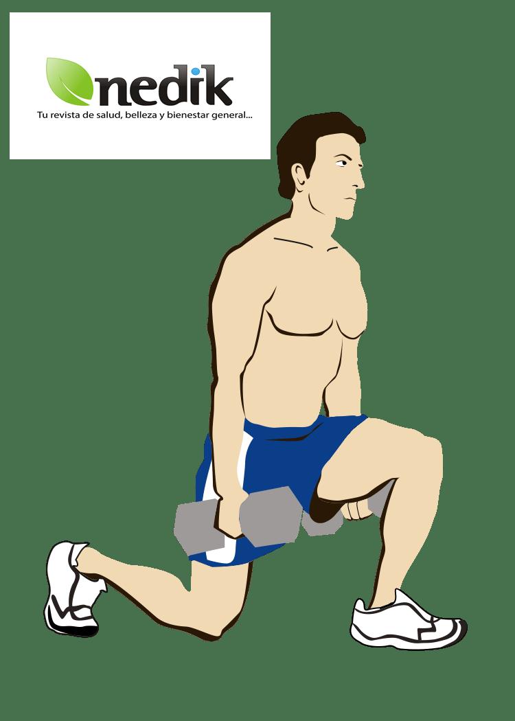 ejercicios rapidos y sencillos para fortalecer el trasero