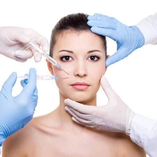 Botox para reducir arrugas