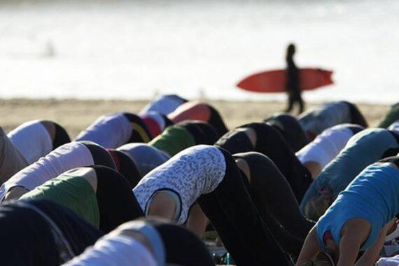 Beneeficios para el cuerpo al hacer yoga
