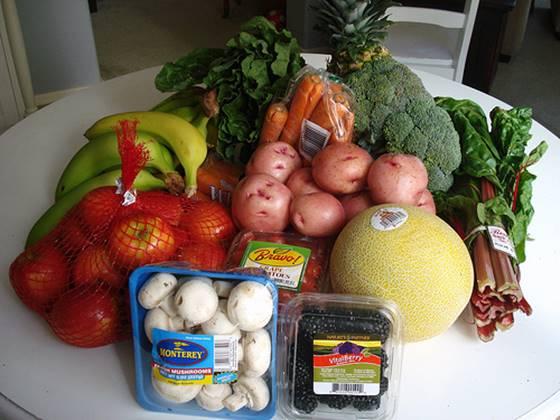 alimentos que deprimen y alimentos que animan
